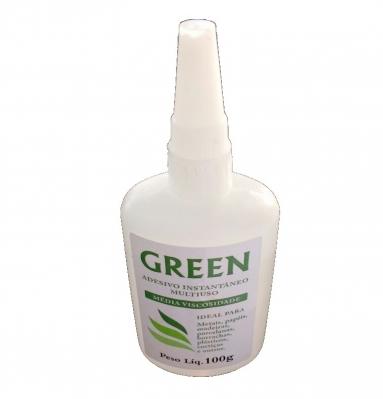 COLA INSTANTANEA GREEN 100gr