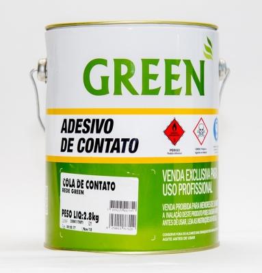 COLA CONTATO GREEN 3,6KG