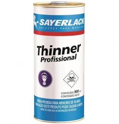 THINNER SAYERLACK 1L